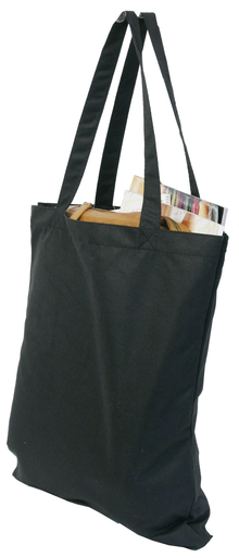 Shopper in recycled PET