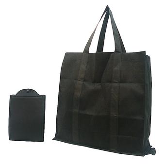 Foldable non woven shopper
