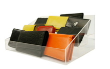 Plexi wallet stand Small