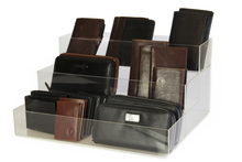 Plexi wallet stand Large