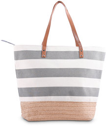 Totebag striped Duffy