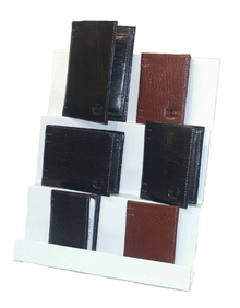 Wallet stand White