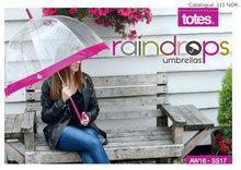 Totes & Raindrops NOK
